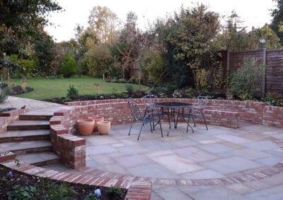 Bookham Garden Polesden Lacey